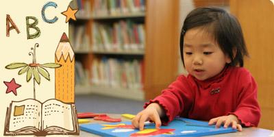 Delaware Toddler program at the Xavier School