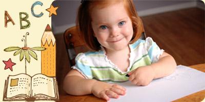 Preschool Program Delaware Xavier School 24-36 months